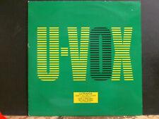"""ULTRAVOX  All Fall Down  12"""" single"""