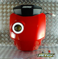 Honda Gron/ MSX125 Petex LED headlights Jah-A type Red  color