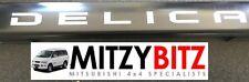 QUALITY MITSUBISHI DELICA L400 L300 TAILGATE / QUARTER / WING DECAL STICKER