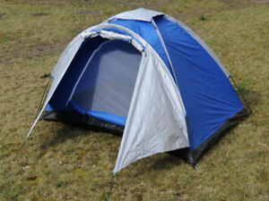 Igluzelt 2 personen mit Moskitonetz Filmer Campingzelt Trekkingzelt Outdoor