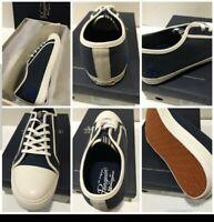 Original Penguin Mick Canvas Sneaker, navy blue