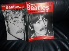 THE BEATLES MONTHLY BOOK No. 49 GENUINE AUGUST 1967 ISSUE LOVELY CONDITION