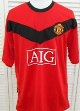 Manchester United WAYNE ROONEY #10 Jersey Shirt Adult XL Soccer Football AIG