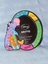 """NIP Disney by Britto EEYORE VINYL MAGNET FRAME 2"""" x 3"""" Romero Britto Enesco Pooh"""
