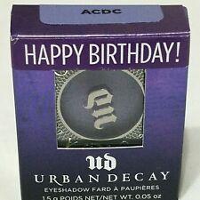 Urban Decay Eyeshadow ACDC (Warm Purple Metallic) Happy Birthday Full Size New