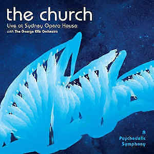 Church - Psychedelic Symphony (Digipak, Uno010) CD Great condition