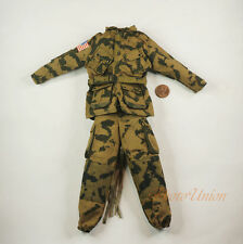 1:6 Scale Dragon Action Figure WW2 US 82nd Airborne Division Uniform Suit DA185