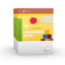 Alpha Omega Lifepac Language Arts Grade 2 Workbooks English, Homeschooling, Set