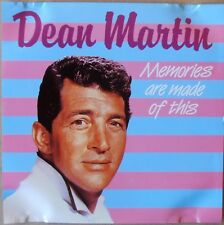 Dean Martin - Memories are made of this - CD