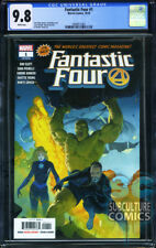 FANTASTIC FOUR #1 - FIRST PRINT - MARVEL COMICS - CGC 9.8 - SOLD OUT (2018)