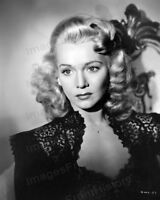 8x10 Print Carole Landis Beautiful Fashion Portrait 1944 #CL44