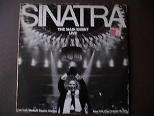 "Frank Sinatra.   ""The Main Event Live"""