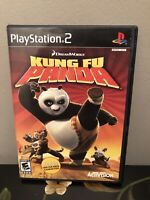 Kung Fu Panda (Sony PlayStation 2, 2008) PS2 COMPLETE