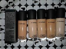 MAC Cosmetics Studio Fix Fluid FOUNDATION 30ML NC20  SPF 15 NEWS