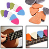 Triangle Médiators Plectre 10pcs Assortis Couleurs pour Électrique Acoustic Bass