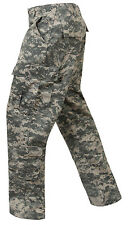 military cargo pants acu trousers us army style various sizes rothco 5755