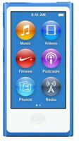 Apple iPod nano 7th Generation (16GB) - Blue