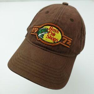 Bass Pro Shops 1972 Adjustable Youth Baseball Ball Cap Hat