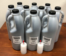 (10 x 1,000g) Toner Refill for Canon 137, D570, MF212//217/227/236/244/247/249