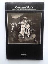 """""""Camera work : STIEGLITZ, STEICHEN and their contemporaries"""" Thames & Hudson"""