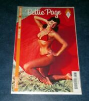 BETTIE PAGE #2 C PHOTO COVER variant DYNAMITE ENTERTAINMENT COMIC BOOK 2017 NM