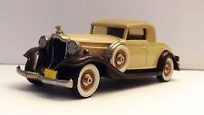 Brooklin Models # 6 1932 PACKARD LIGHT 8 COUPE