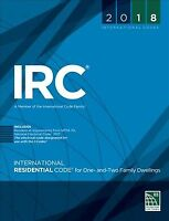 2018 International Residential Code Turbo Tabs, Hardcover by International Co...