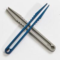 EDC Titan Mini Pinzette Trompete Camping Reise Startseite R9I1 Getriebe Hot Tool