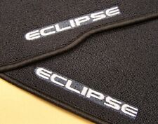 1998 1999 Eclipse & Spyder Genuine OEM Mitsubishi Gray Front Floor Mats 2G DSM!!