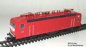 Piko 51711  - E-Lok- BR 143 - Wechselstromversion- DB- Ep. V - Mfx geeignet