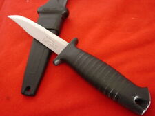 """Mora Made in Sweden #440 8-3/8"""" SCOUT Fixed Blade Sheath knife"""