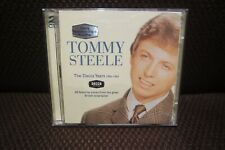 """Tommy Steele """"Decca Years"""" (2 CD) 68 Digitally Remastered Original Recordings"""