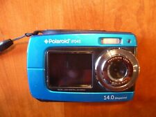 Polaroid iF045 14.0MP Digital Camera - Blue (IF045BLUEKM)