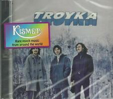 Troyka - Troyka (CD 2010) NEW / SEALED ( CD Issue Of Rare Psych Album )