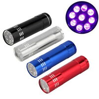 LED Flashlight Mini Aluminum Torch Light Lamp Low Power Consumption Penlight New