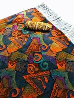 Spiritual Tarot Altar Mediation Reading Yogi Cloth Toltec Secret Mayan Brown Mat