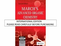 March's Advanced Organic Chemistry: Reactions, Mechanisms, and Structure, 7th Ed