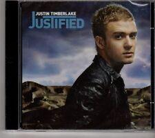 (GK30) Justin Timberlake, Justified - 2002 Sealed Replay CD