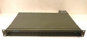 AJA FR1 1-RU 4-SLOT FRAME 40W SINGLE POWER SUPPLY-FOR R SERIES RACK CARDS
