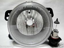 One Fog Light Lamp w/Bulb Fit 2005 Magnum 300 2007 Wrangler 2009 Journey R=L