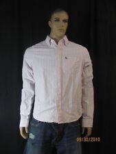 NWT Size L Abercrombie Fitch Meachum Lake Long Sleeve Dress Shirt MEN