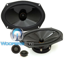 "DIAMOND AUDIO TX69V 6""X9"" 70W RMS 2-WAY TWEETERS COAXIAL COMPONENT SPEAKERS NEW"
