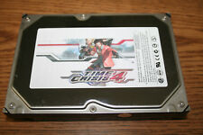 TIME CRISIS 4 NAMCO ARCADE GAME HARD DRIVE TESTED WORKING 60 DAYS WARRANTY