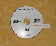 RENR4840 Caterpillar 216 226 232 242 Skid Loader Service Repair Shop Manual
