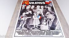 URANUS   ! affiche cinema bd dessin tardi