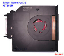 Lenovo Y500 Y400 Removable Ultrabay Graphics Card GN36 2GB NVIDIA GeForce GT650M