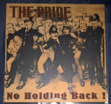 THE PRIDE NO HOLDING BACK Last Resort Cock Sparrer Booze & Glory Oi Skinhead ISD