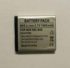 BATTERIA BL-6F compatibile per NOKIA N95 8GB N93i E65 6290 N79 N78