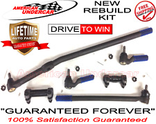 LIFETIME Tie Rod Drag Link Sleeve Rebuild Kit fit FORD F250HD 4x4 1995 1996 1997