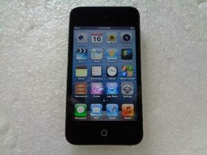 Apple A1367 iPod Touch 16GB 4th Generation Black